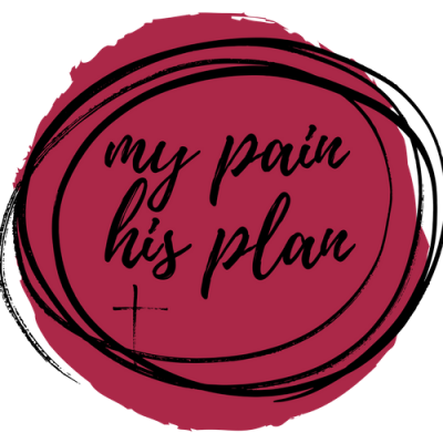 MY PAIN•HIS PLAN‣